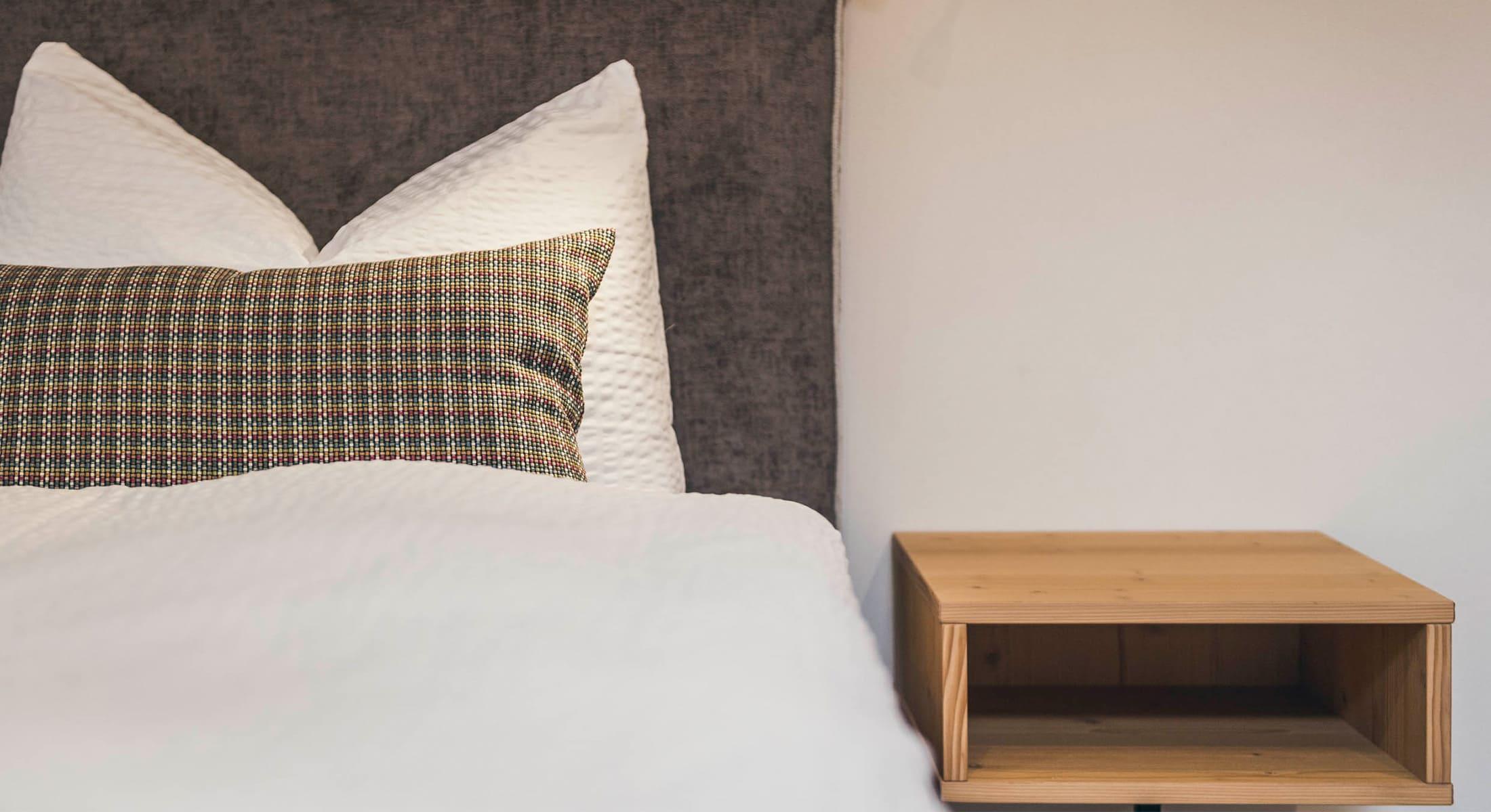 Lichtung Woldererhof - Schlafzimmer