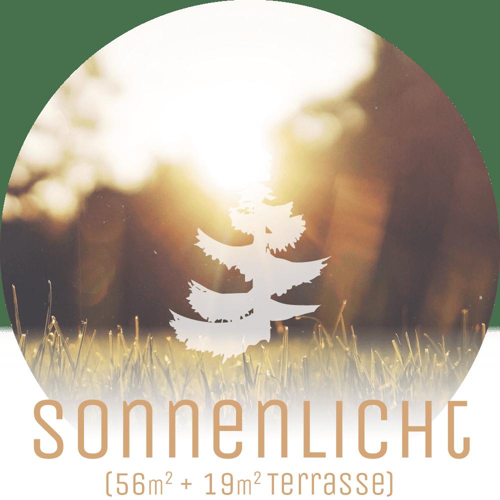 Lichtung Woldererhof - Ferienwohnung Sonnenlicht