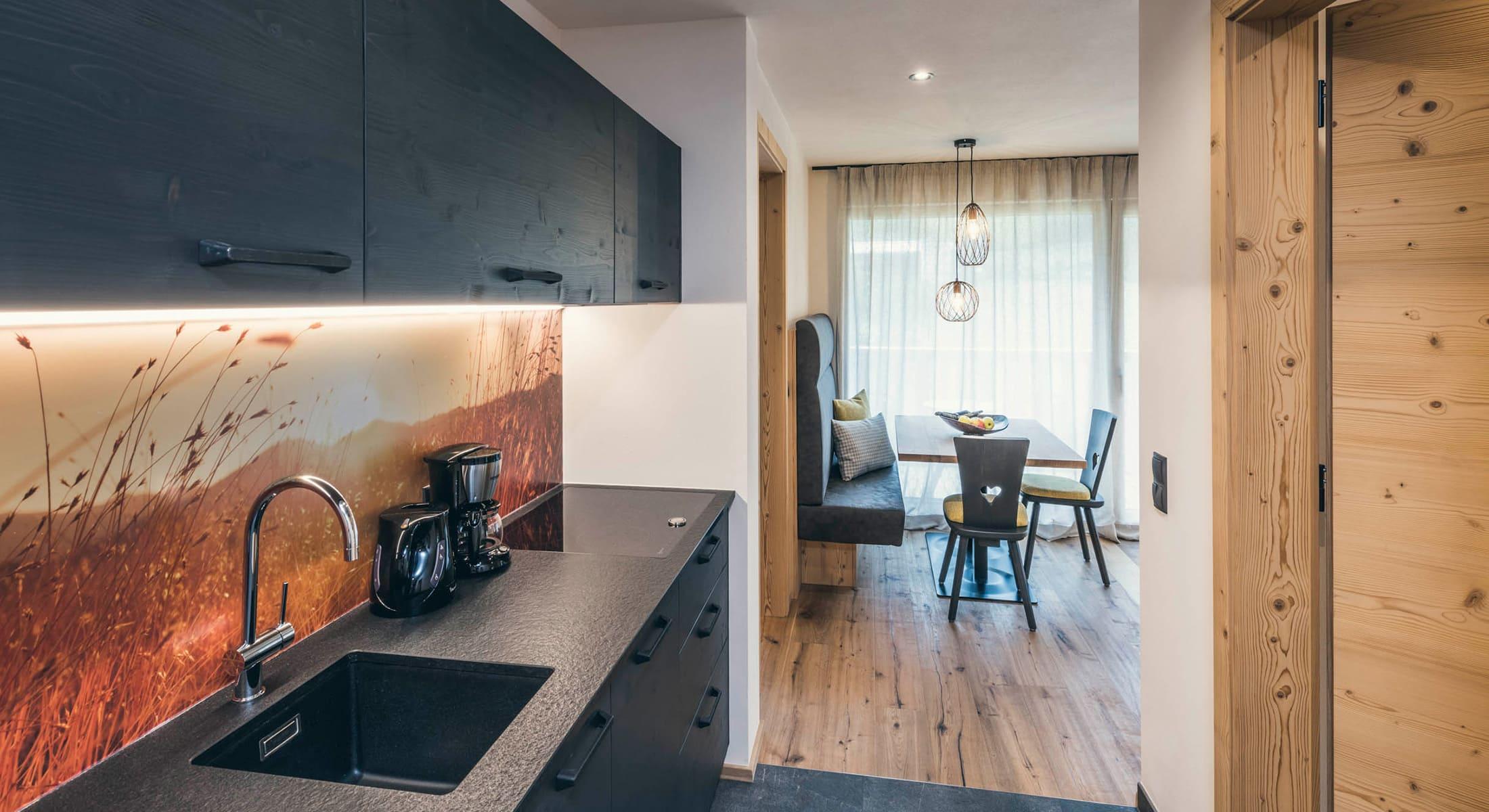 Lichtung Woldererhof - Wohnung