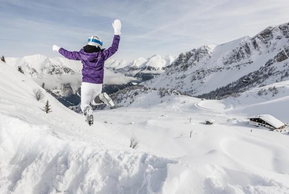 Winter aktivitäten in Sterzing / Südtirol