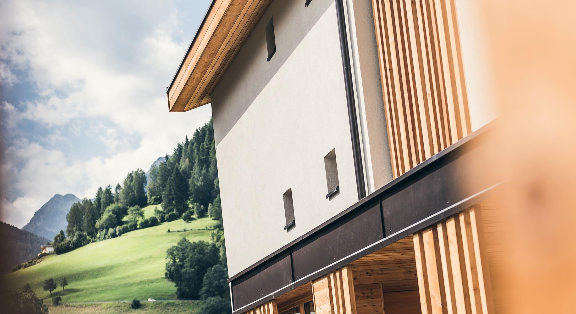 Lichtung Woldererhof - Sterzing in Südtirol