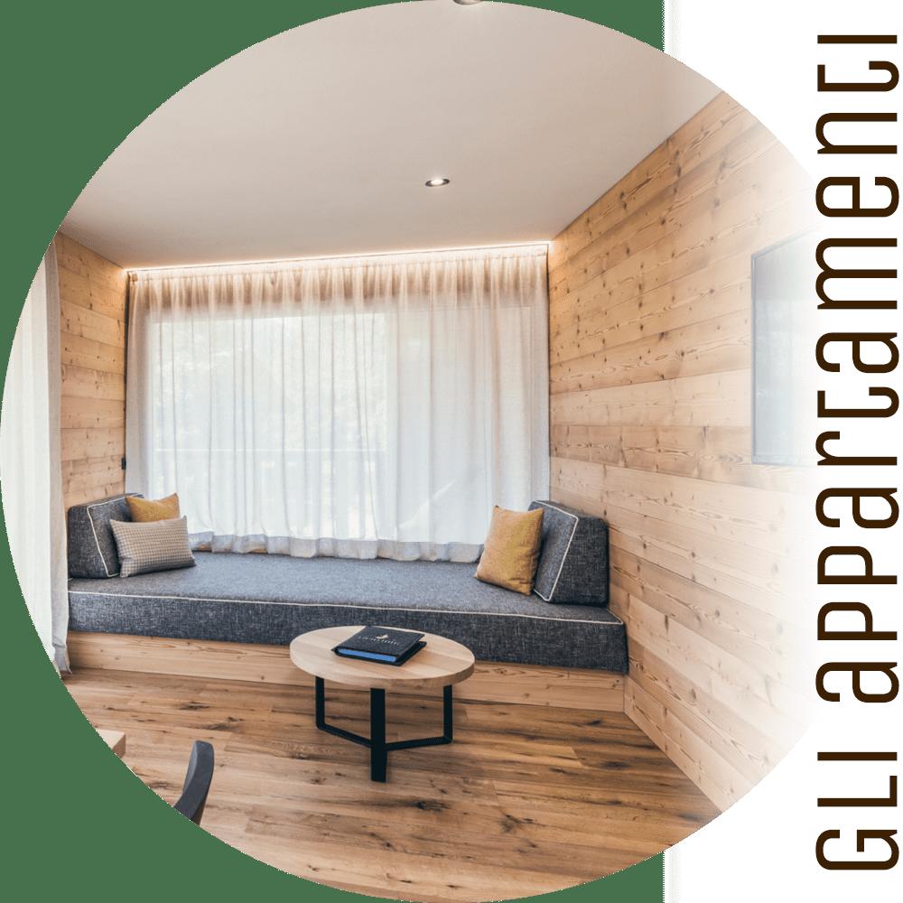 Lichtung Woldererhof - Gli Appartamenti