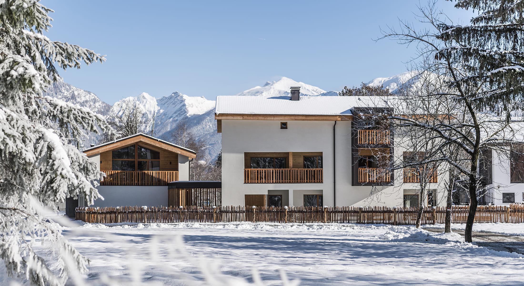 Lichtung Woldererhof - Südtirol