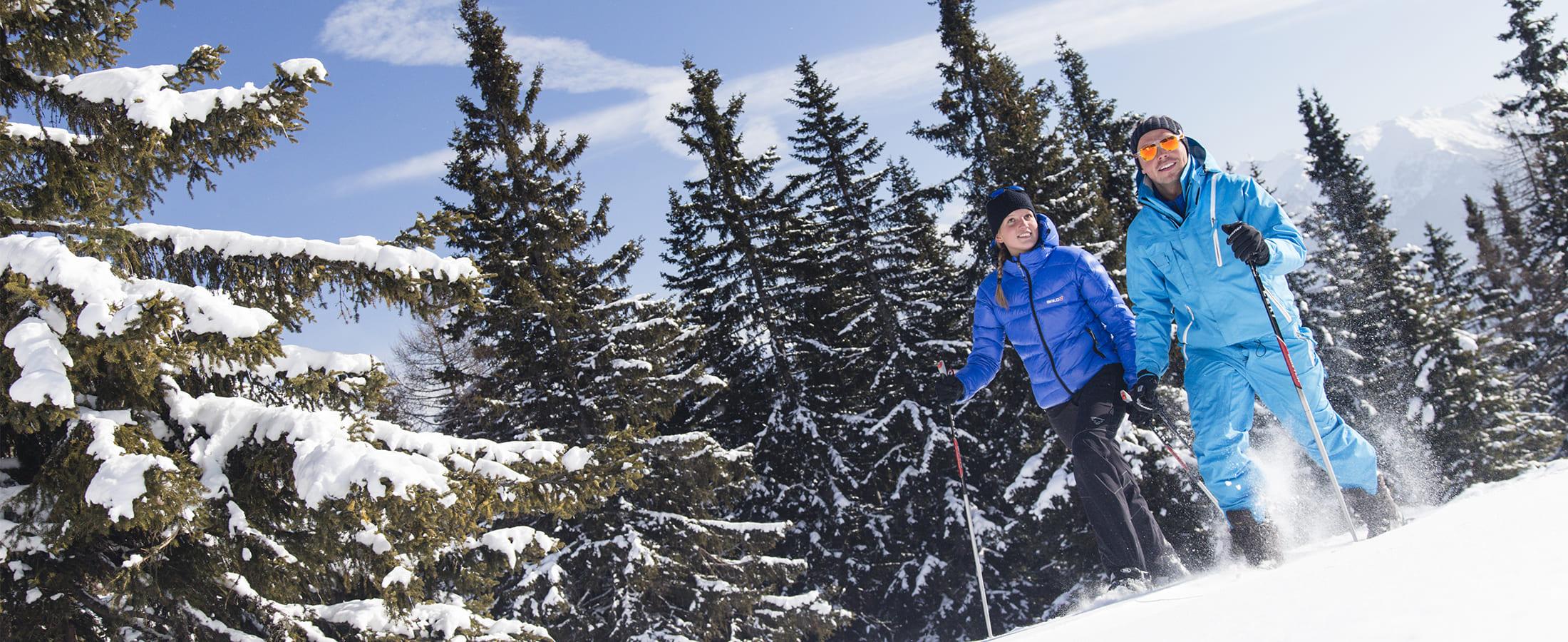 Lichtung Woldererhof - Romantische Schneeschuhwanderung