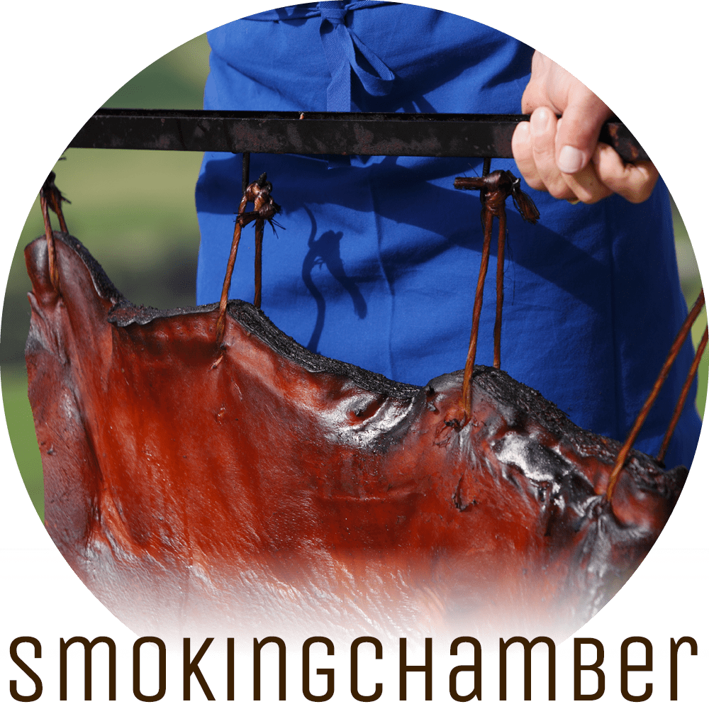 Lichtung Woldererhof - Smoking and maturing chamber