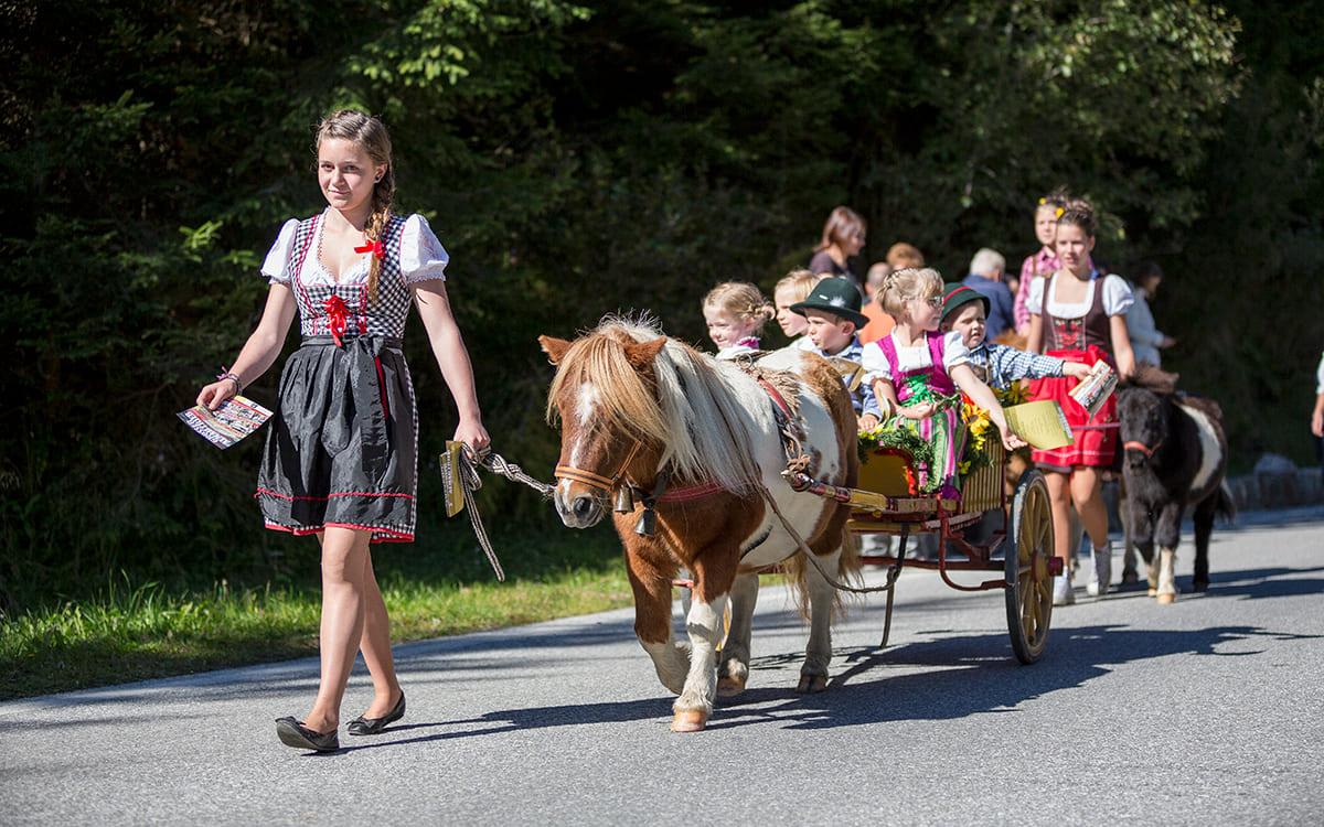 Sterzing und seine Umgebung - Südtiroler Tradition
