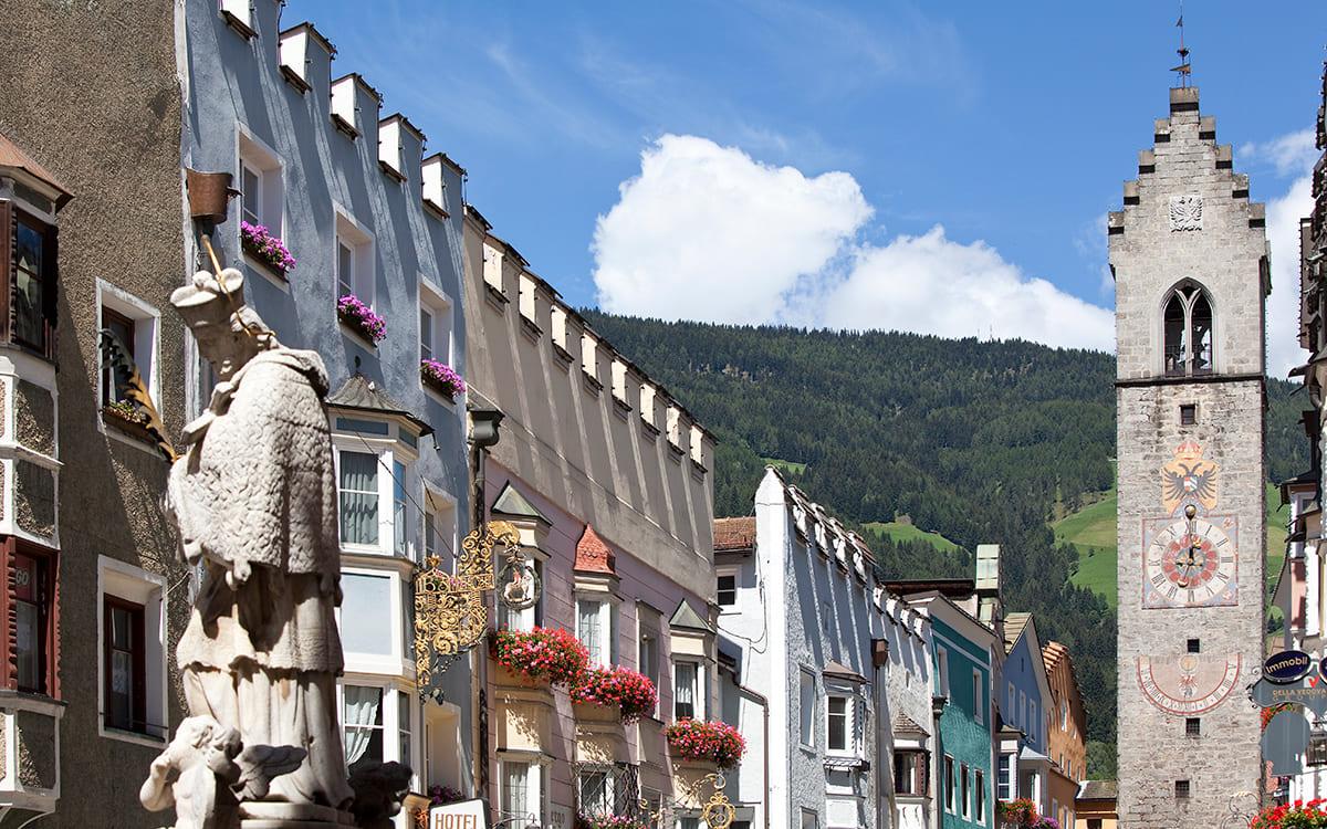 Sterzing und seine Umgebung - Altstadt Sterzing