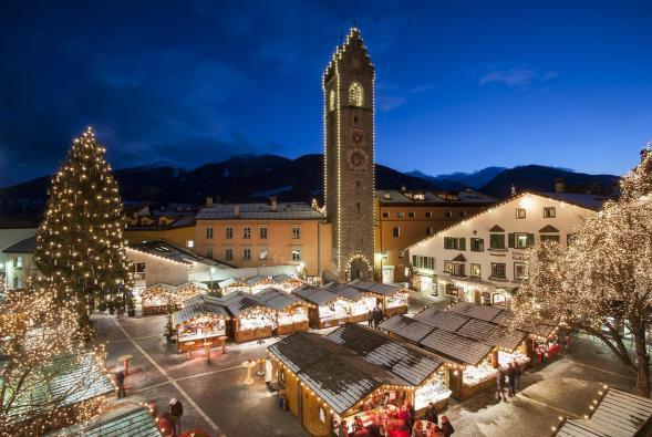 Weihnachtsmarkt in Sterzing / Südtirol