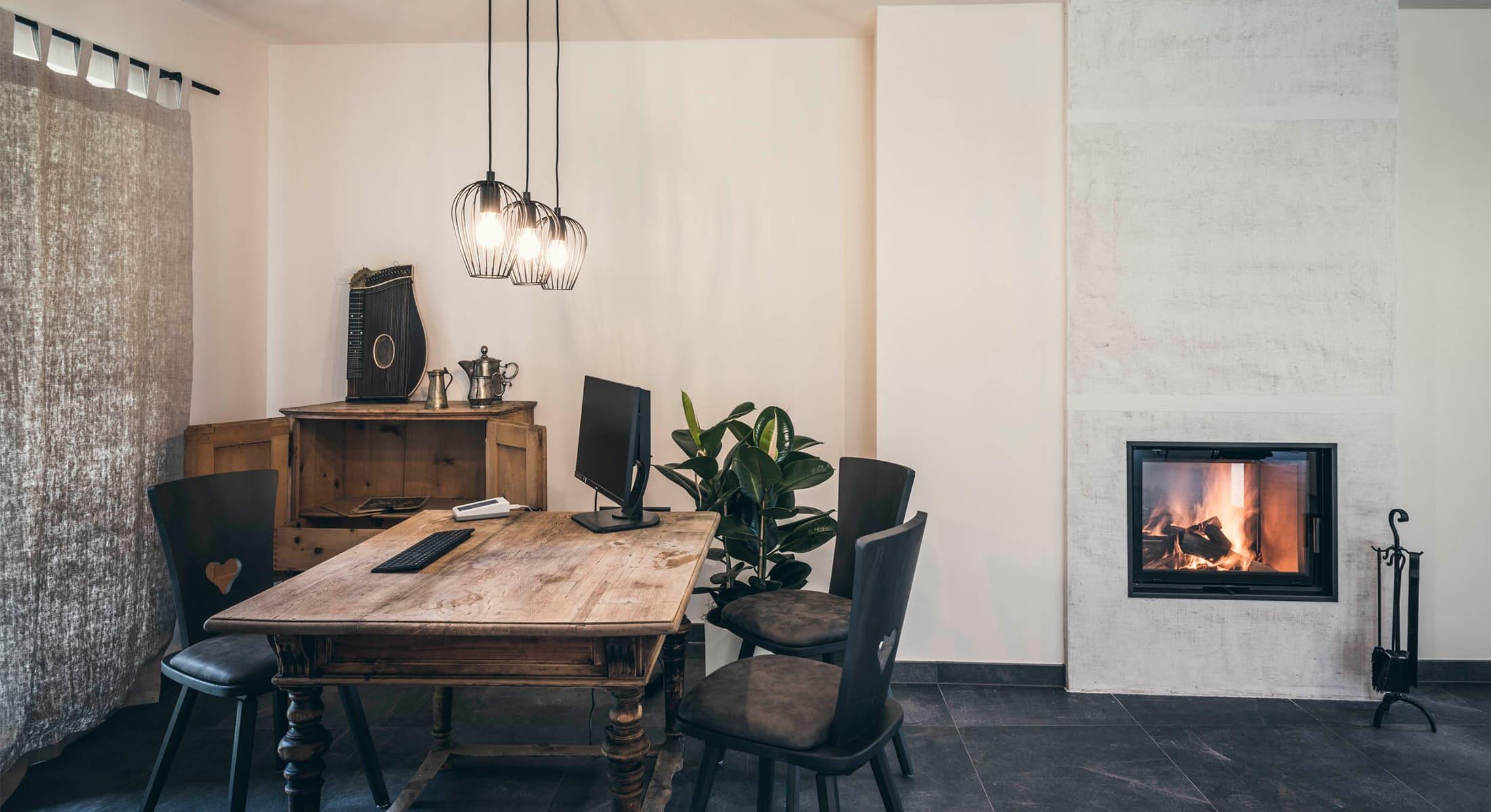 Lichtung Woldererhof - Wohnbereich