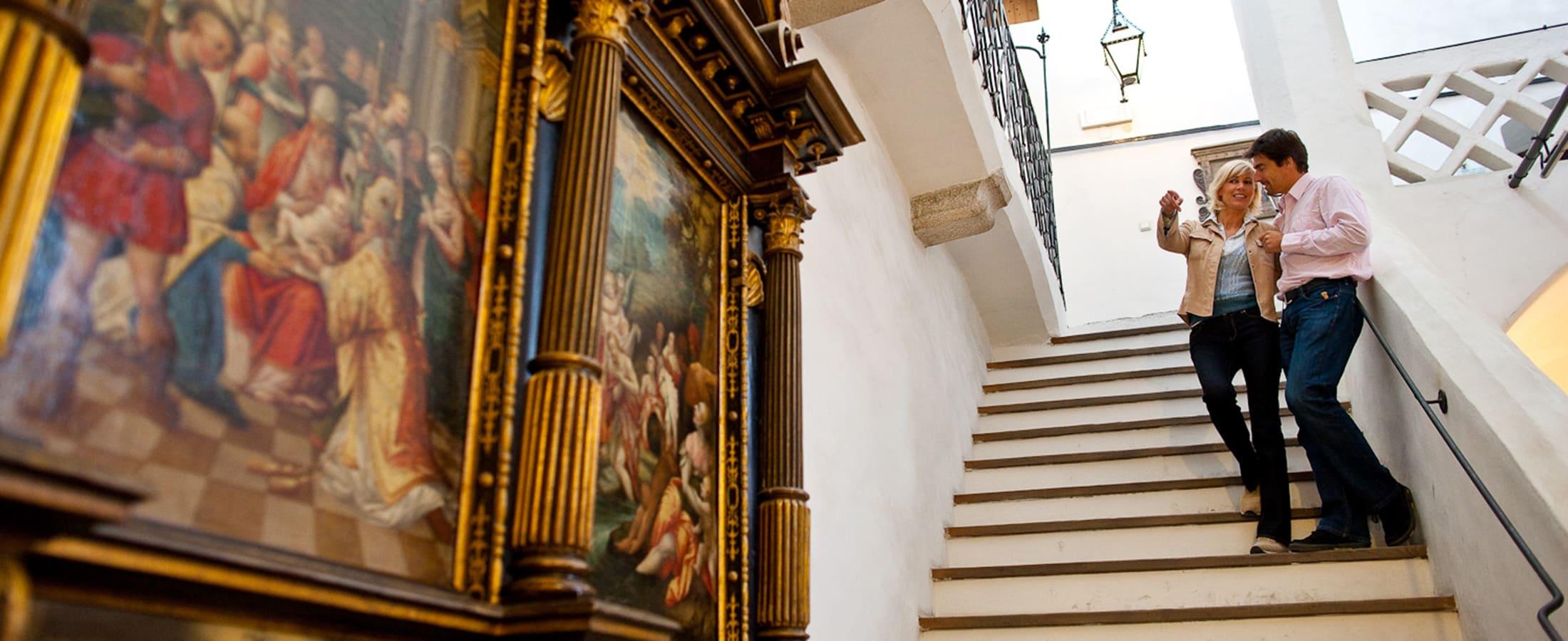 Lichtung Woldererhof - Museen
