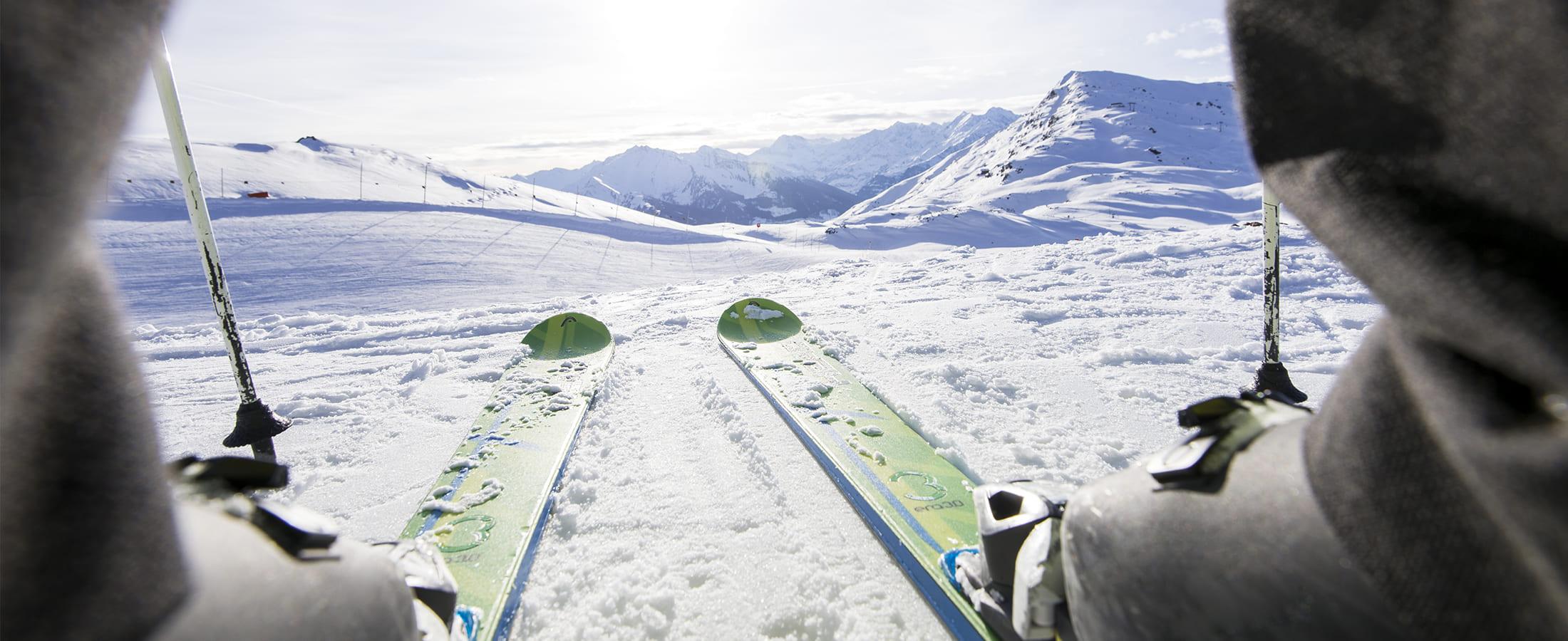 Lichtung Woldererhof - Skitour Erleben rund um Sterzing
